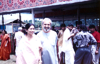 With Jnanpith Award Winner U.R.Ananthamurthy in Ko ..